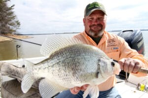 Weiss Lake Slab Crappie