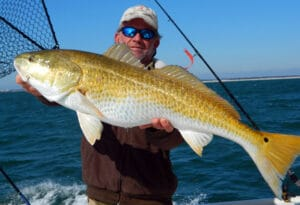 Nearshore Redfish Action