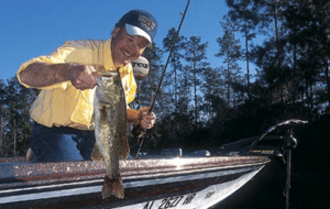 Three Patterns for Big Creek's Largemouth in Early Fall