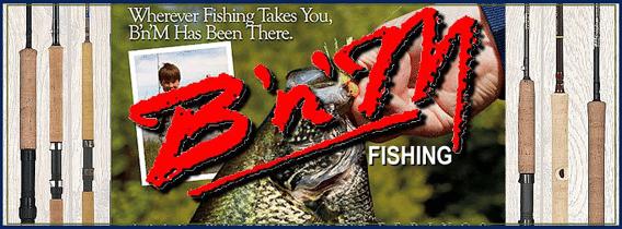 B'n'M Fishing 568