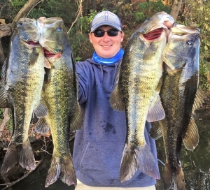 Dustin Connell's Top Pick for Spotted Bass