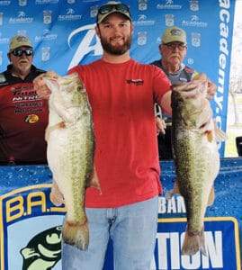 A Winning Pattern for Lake Eufaula's Bass in Spring