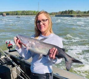 Wilson Dam Catfish